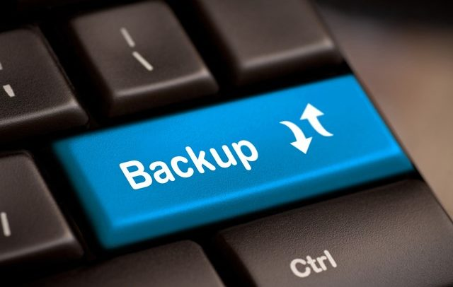 Should backup be a cyber insurance prerequisite?