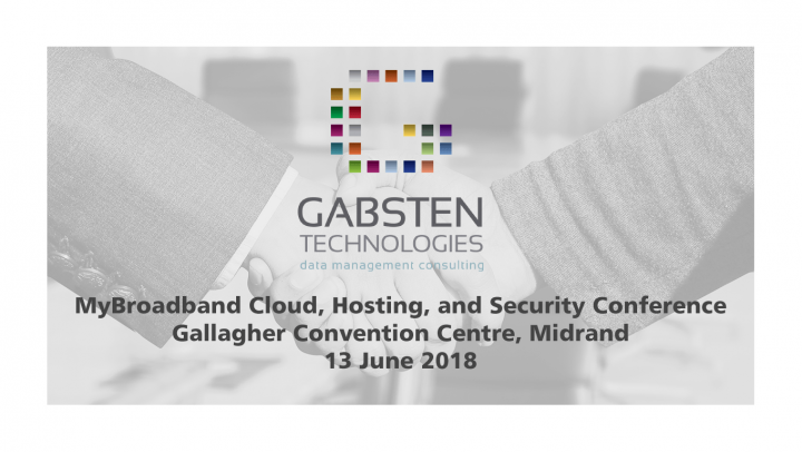 The perfect opportunity to discuss investing in securing your business data through backup and archiving solutions.