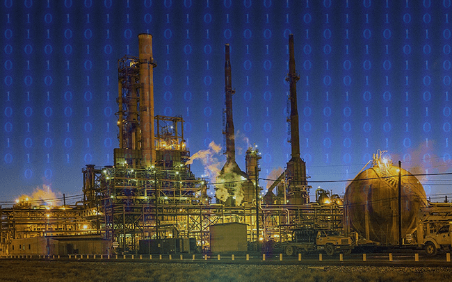Data Analytics is essential for the future of Petrochemicals and therefore data management is as well