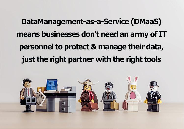 Data Management as a Service (DMaaS)